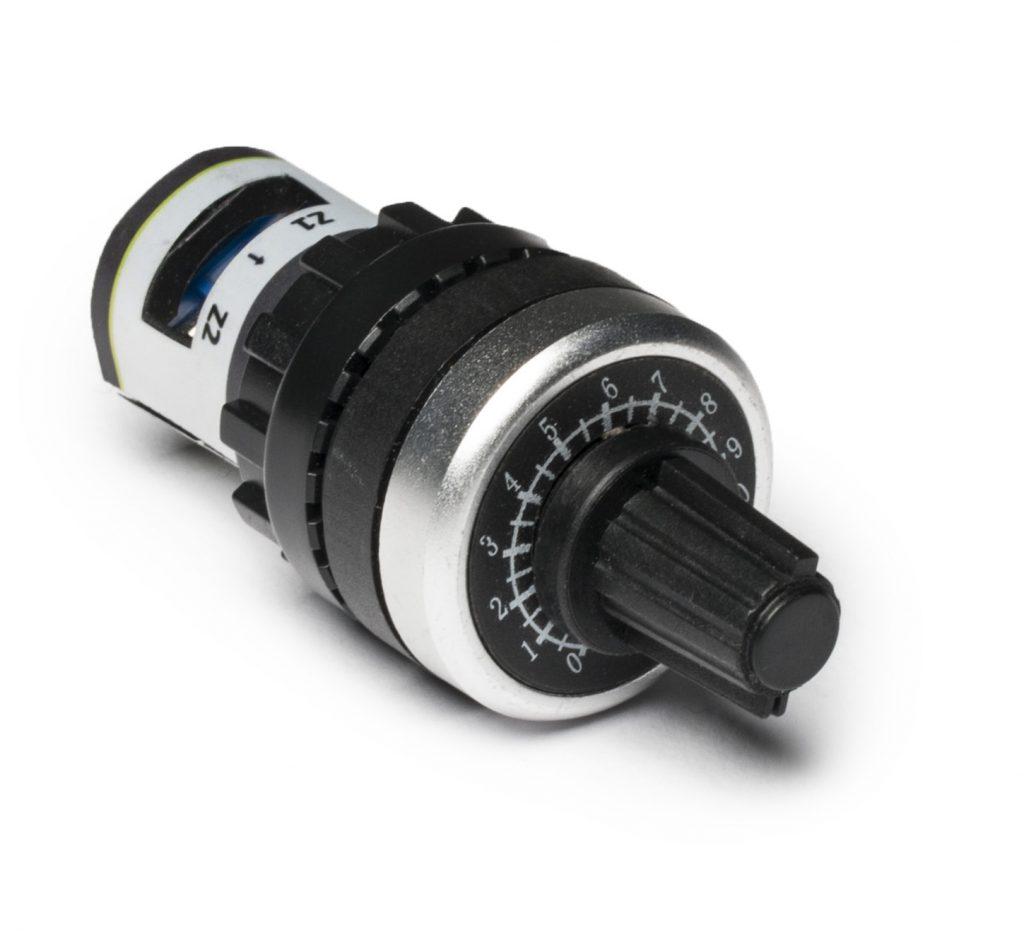Monolithic Potentiometer