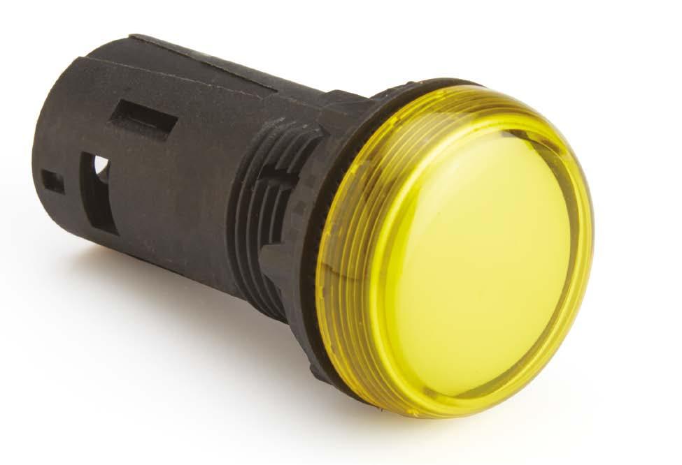 Monolithic LED