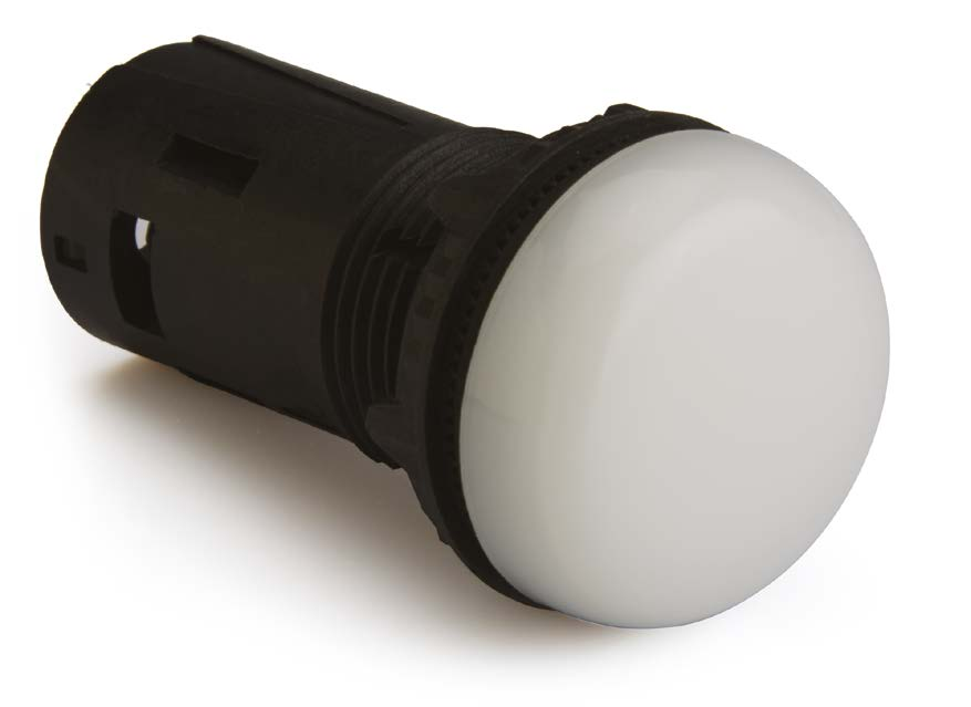 Monolithic LED Light